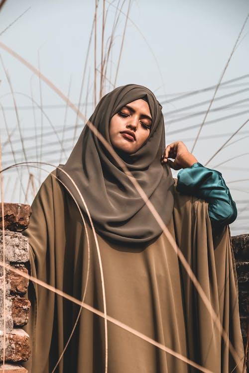 Gratis arkivbilde med bruke, hijab, kvinne, muslim