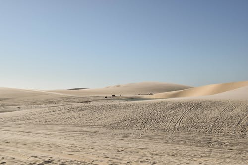 Photo of Desert at Daytime