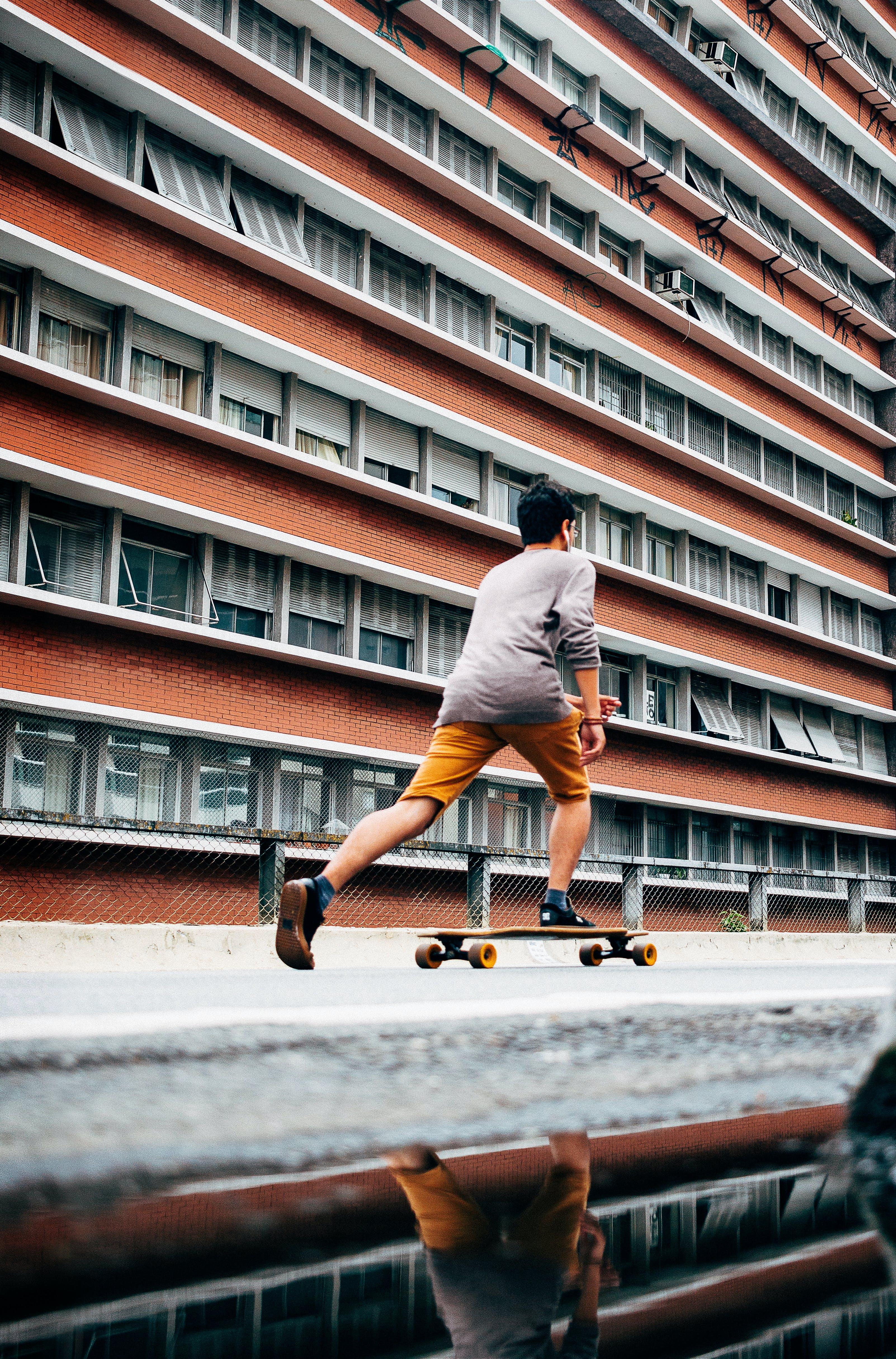 Man Skating