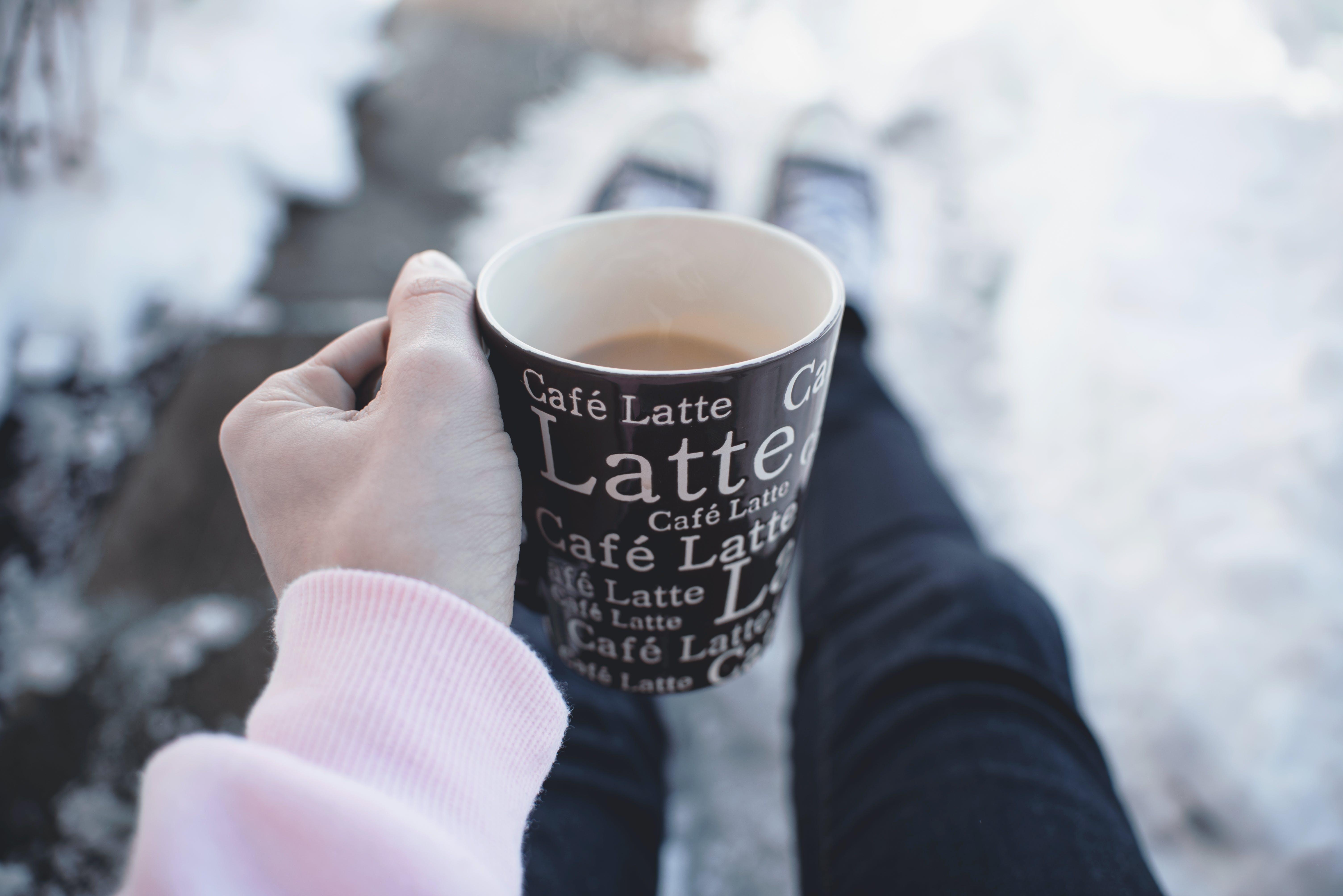 drikke, kaffe, koffein