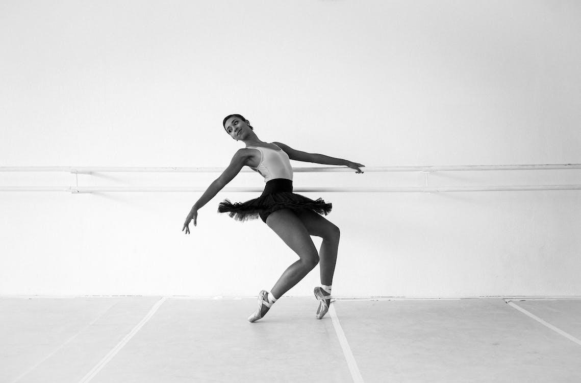 ballerina, ballet, balletdanser