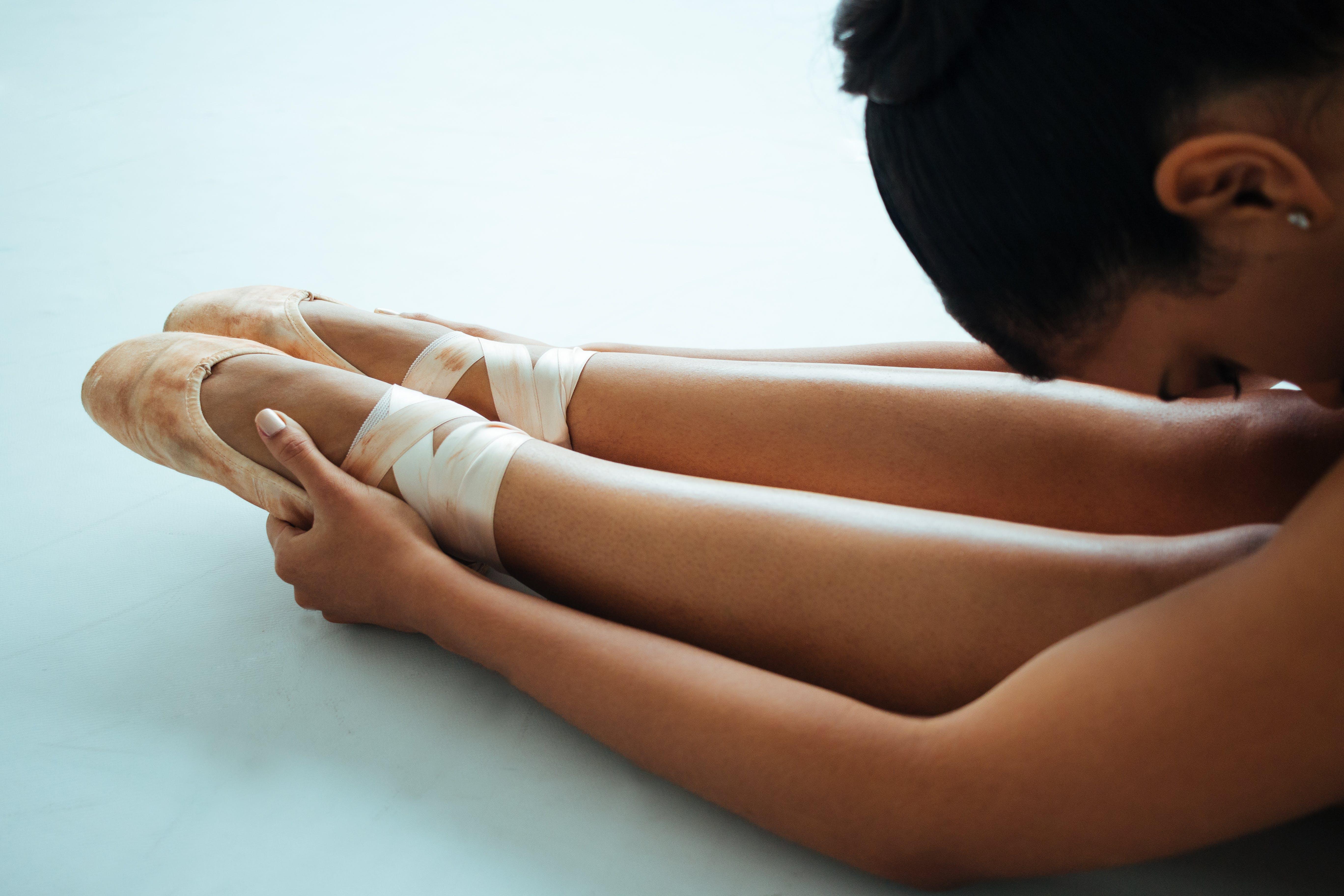 Kostenloses Stock Foto zu balletttänzer, frau, person, tänzer