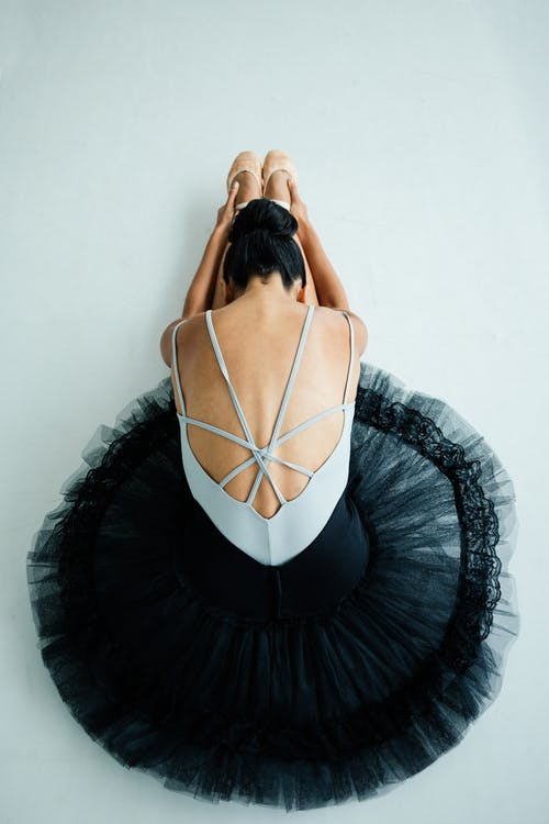 Ballerina Stretching