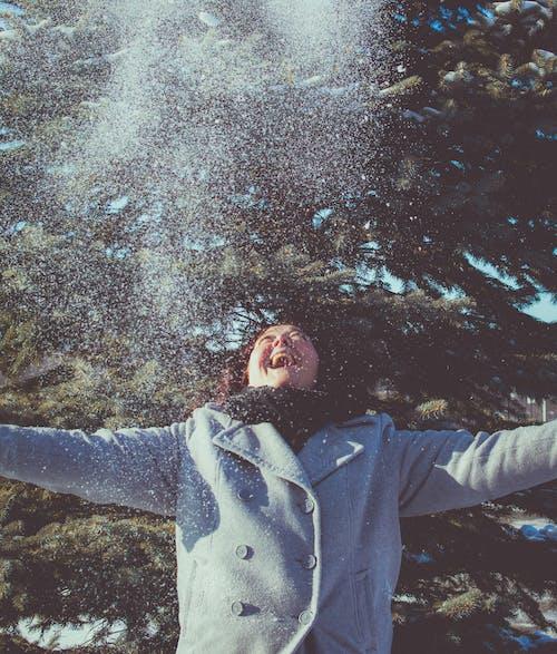 Fotos de stock gratuitas de diversión de invierno, invierno, nevar