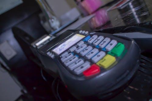 Foto profissional grátis de débito