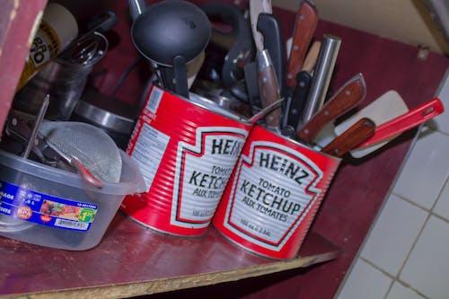Foto profissional grátis de utensílios de cozinha