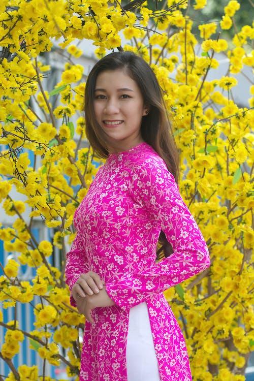 Foto d'estoc gratuïta de Áo dài, ho chi minh ciutat