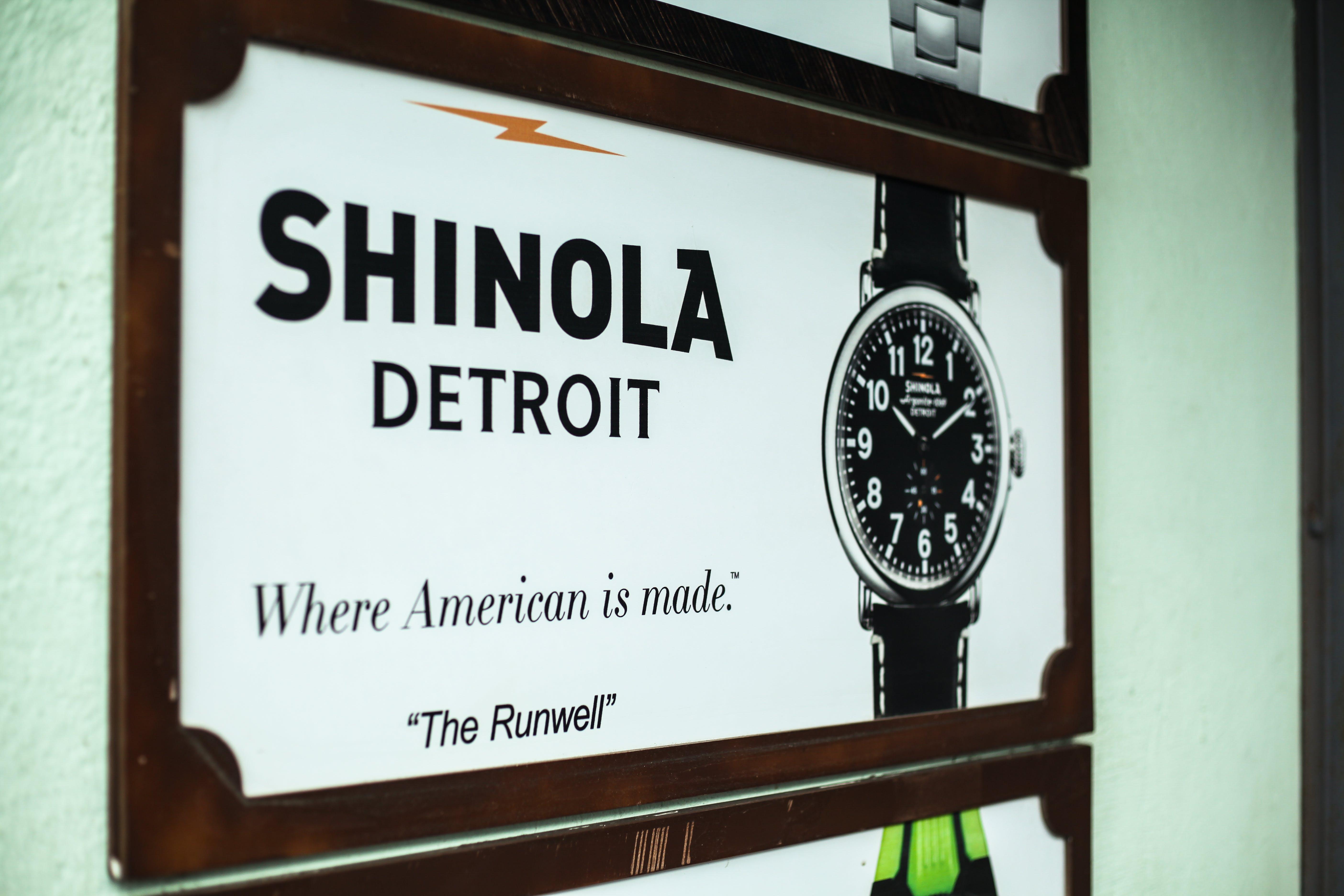 Free stock photo of detroit, jamaica, Shinola