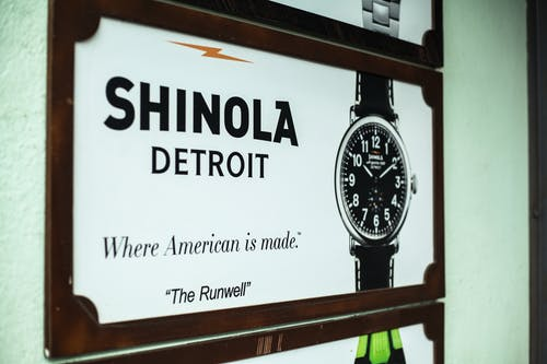 Δωρεάν στοκ φωτογραφιών με detroit, shinola, ιαμαϊκή