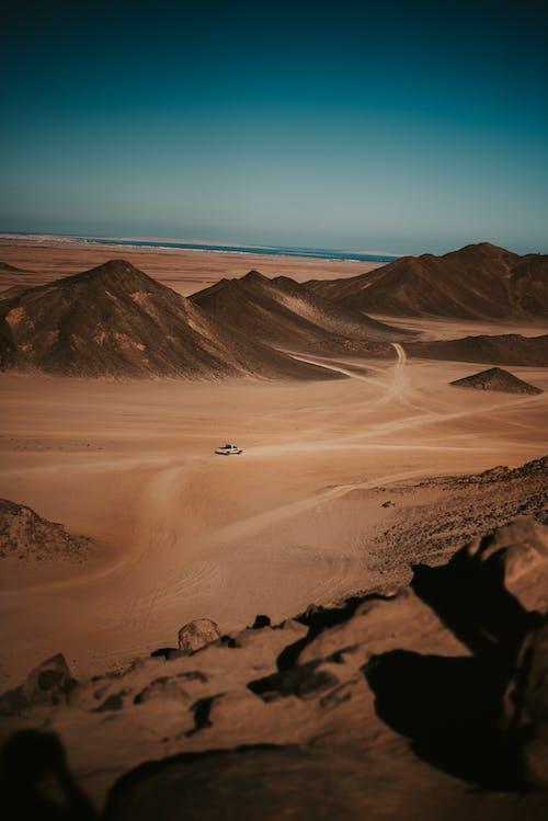 Základová fotografie zdarma na téma hora, malebný, neúrodná, písek