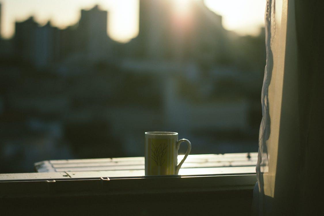 hrnek, káva, nápoj