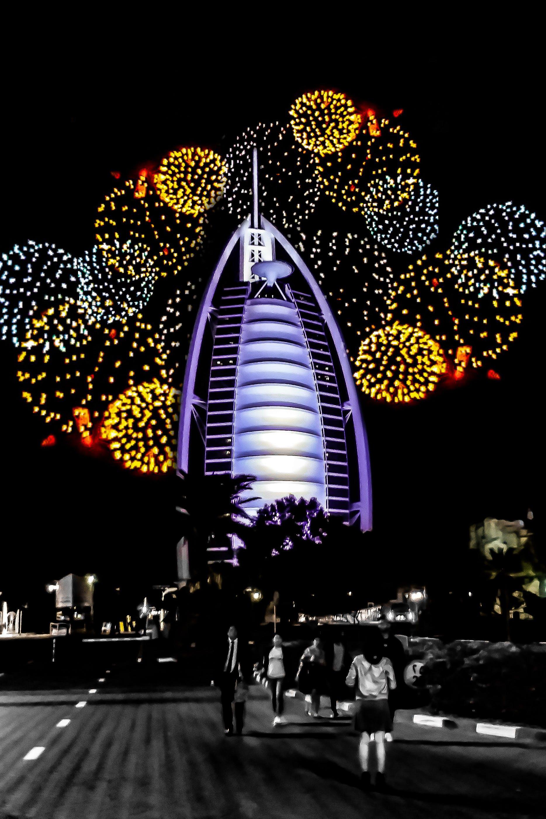 Základová fotografie zdarma na téma Burdž al-Arab