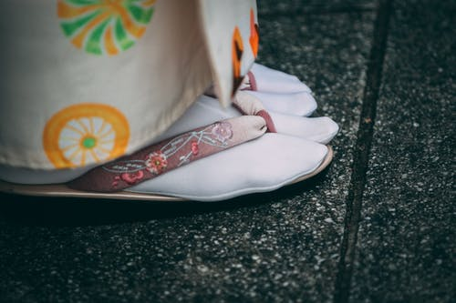 Gratis stockfoto met #geisha, #japan, #shoes
