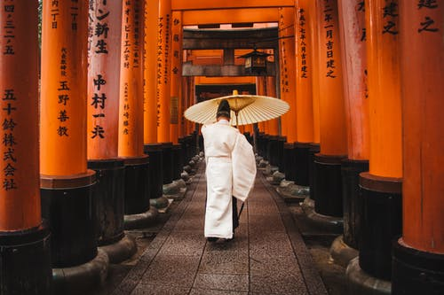 Photos gratuites de architecture, homme, individu, japon