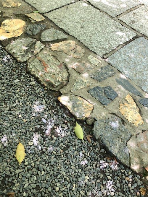 Free stock photo of footpath, stone pavement