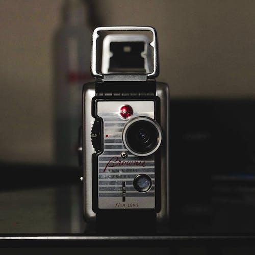 Бесплатное стоковое фото с kodak, Антикварный, винтажная камера, глубина резкости