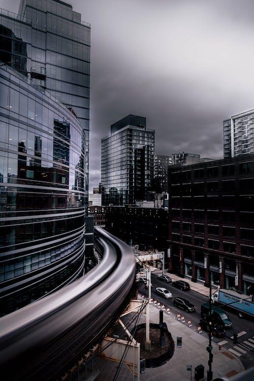 Foto profissional grátis de arquitetura, centro da cidade, cidade, edifícios