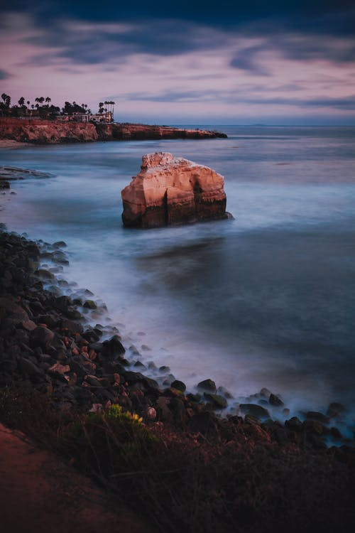 Fotobanka sbezplatnými fotkami na tému krajina pri mori, more, oceán, príroda