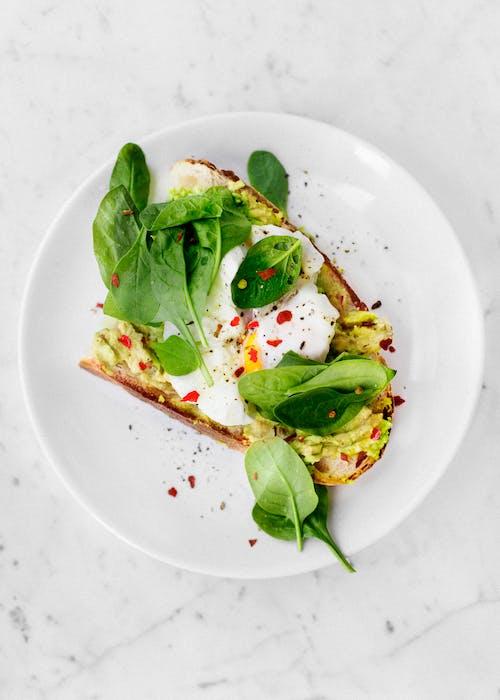 Imagine de stoc gratuită din aperitiv, avocado, busuioc, delicios
