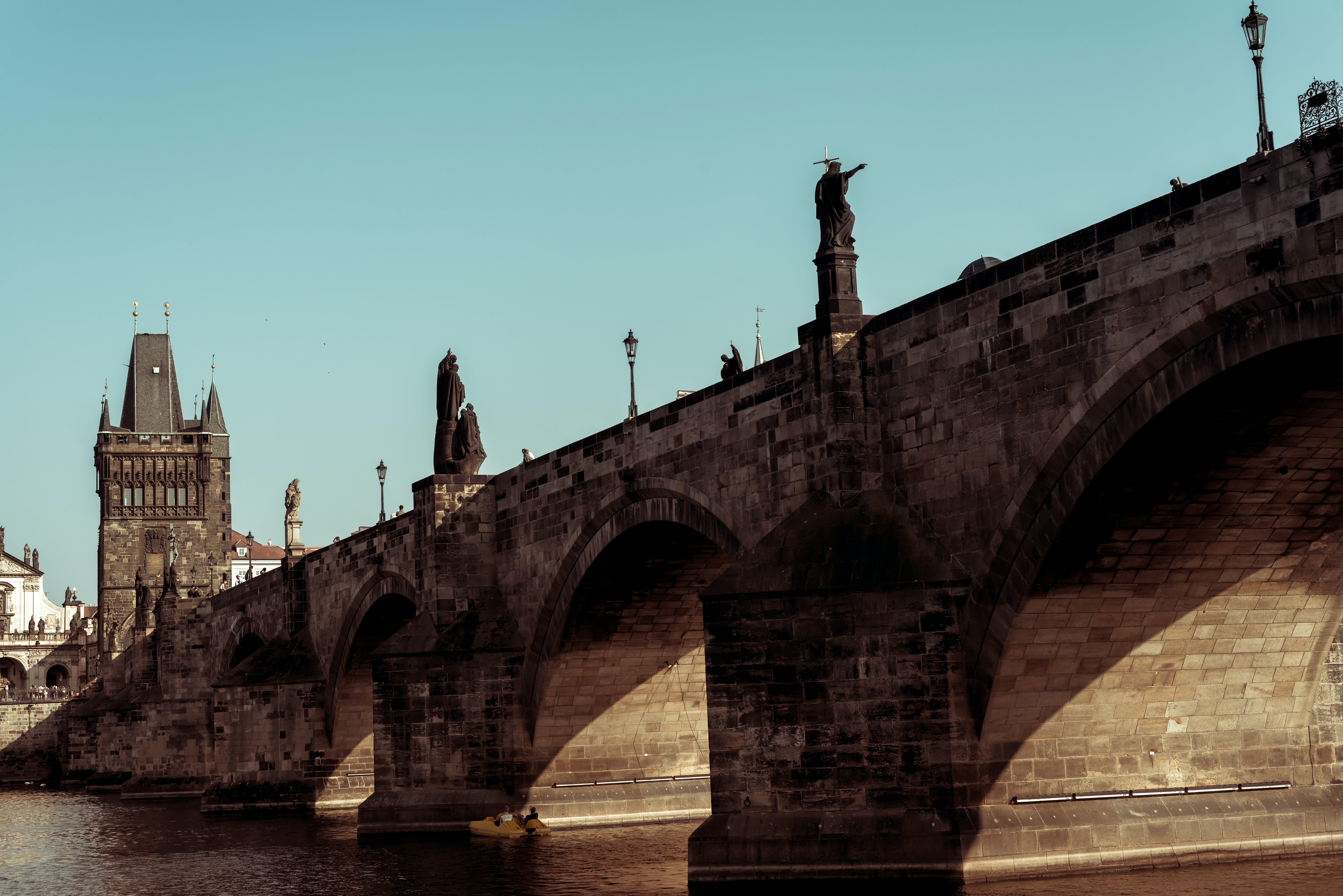 Free stock photo of attraction, bohemia, bridge, charles