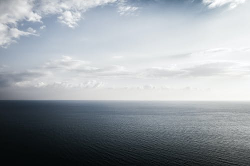 Free stock photo of calm, cloud, coast