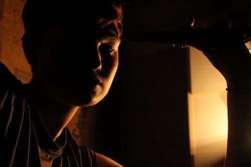 Free stock photo of backlight, shadow