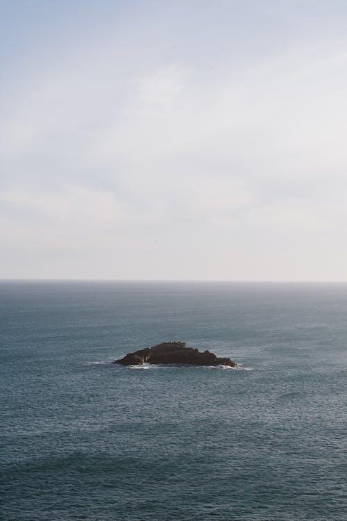 Darmowe zdjęcie z galerii z horyzont, morze, natura, niebo