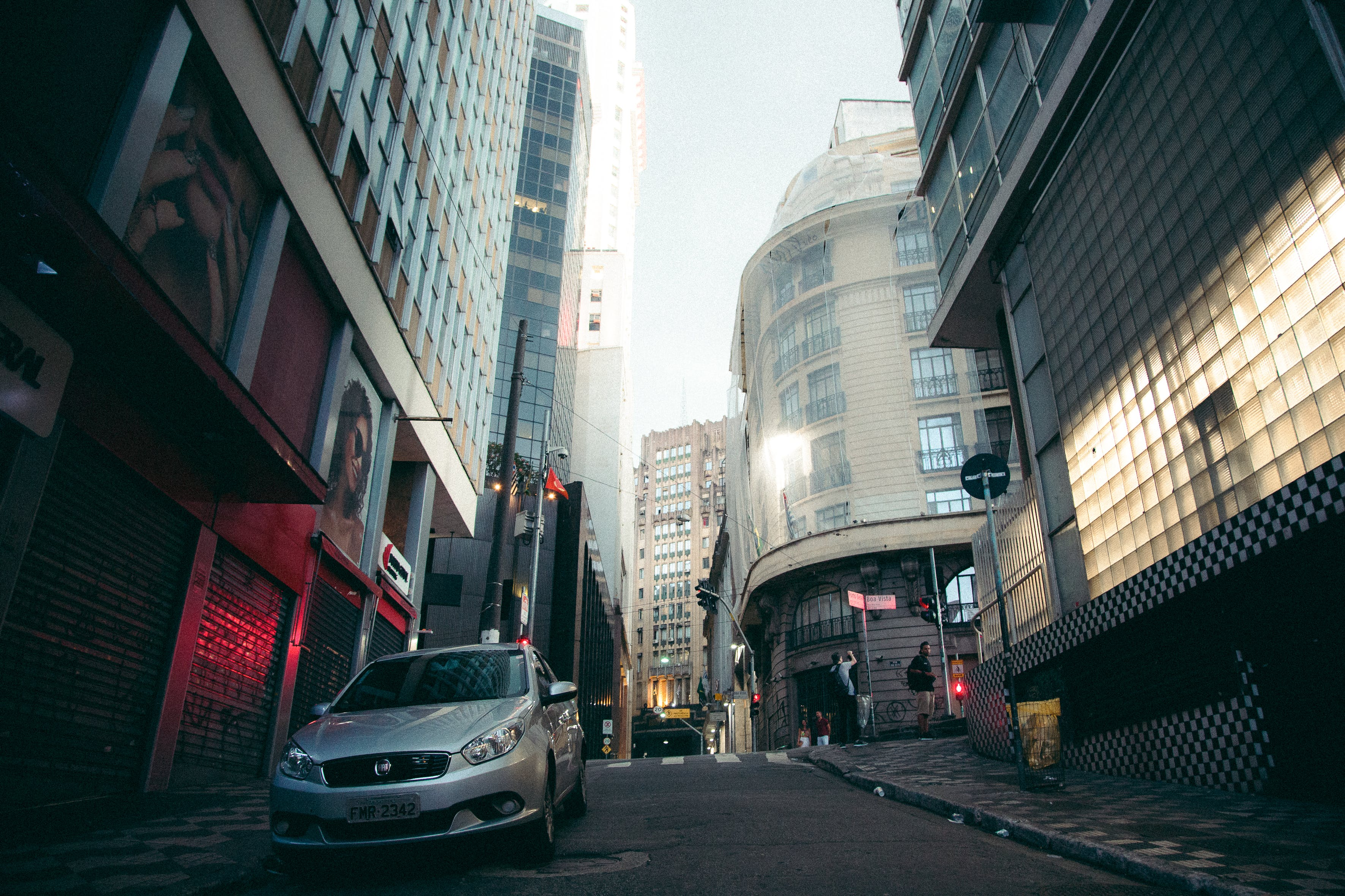 Ingyenes stockfotó város témában
