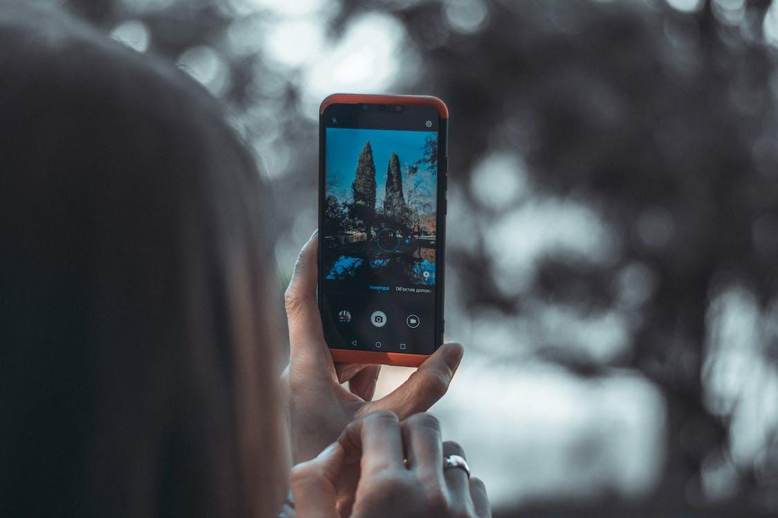 chytrý telefon, dotyková obrazovka, elektronika