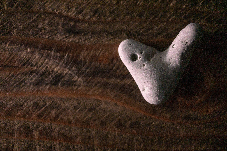 Základová fotografie zdarma na téma dřevo, kámen, láska, pláž