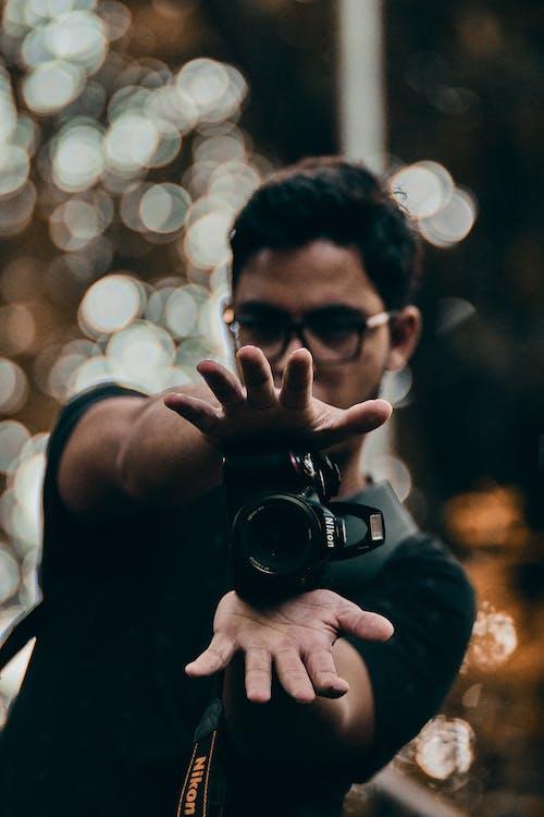 bruke, digitalt speilreflekskamera, dslr
