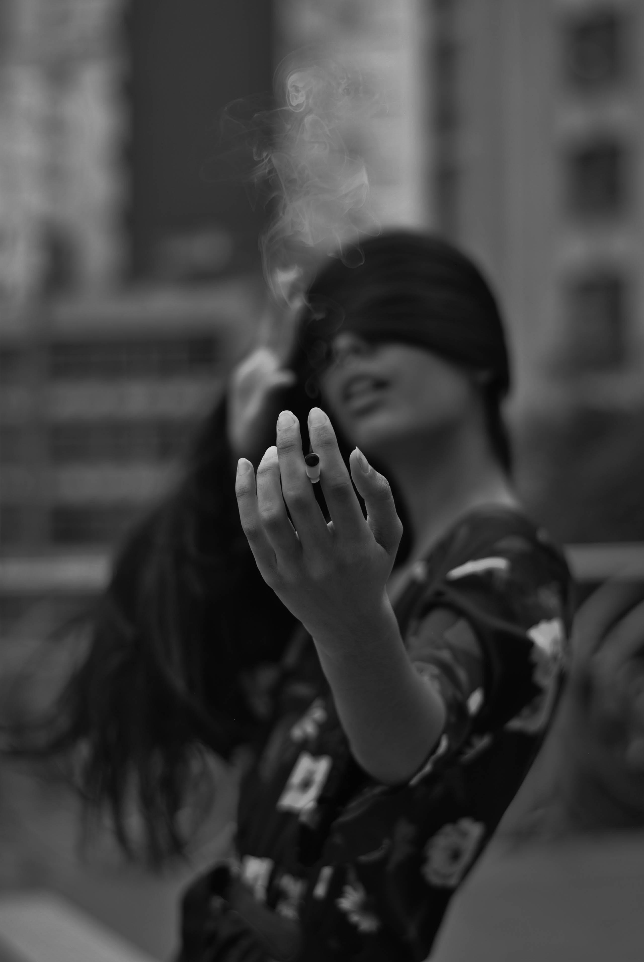 Free stock photo of black hair, cigar, cigarette, cigars