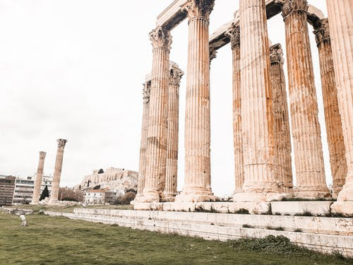 Free stock photo of acropolis, architecture, athens, day