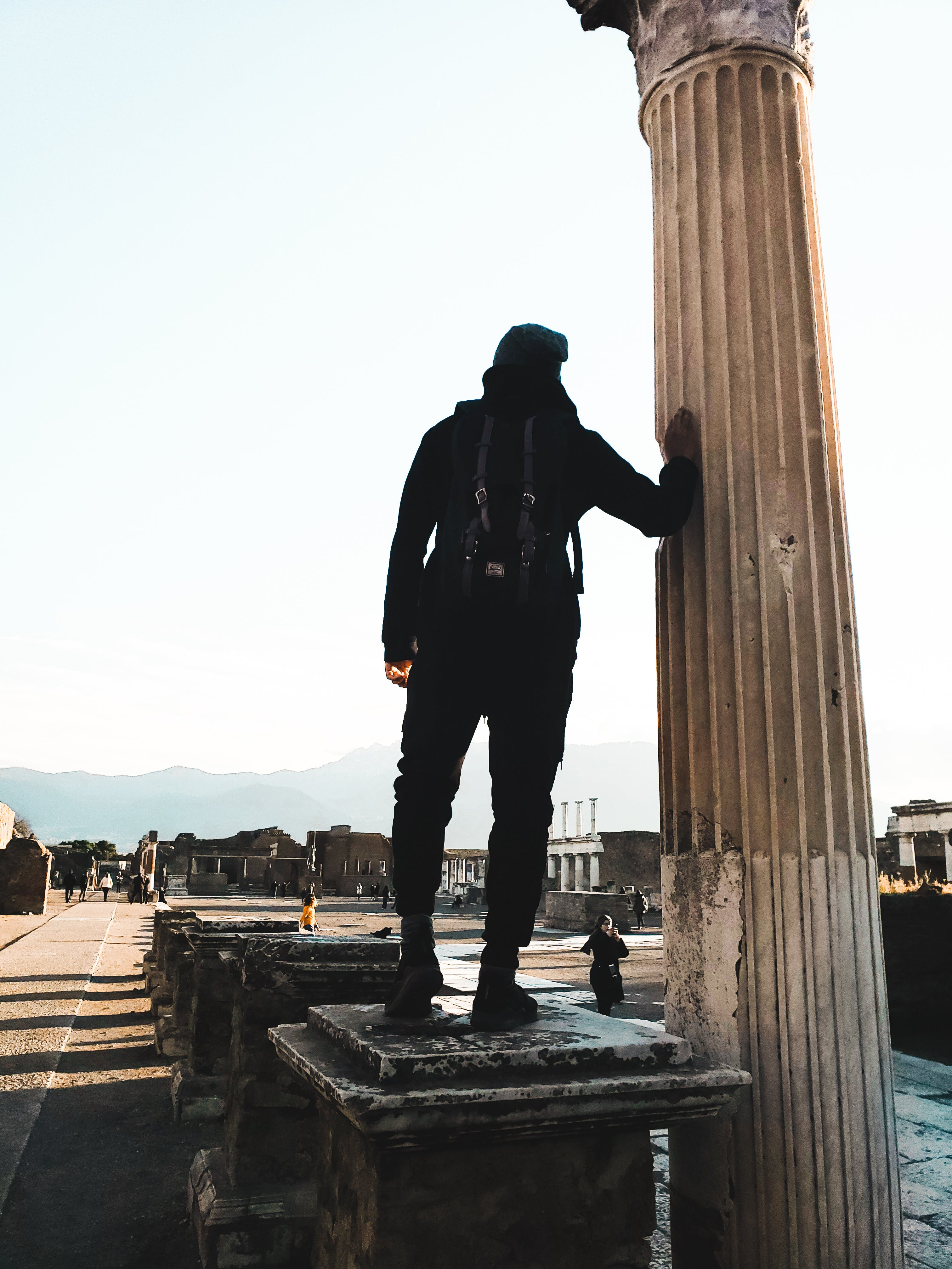 Fotos de stock gratuitas de antiguo, hombre, hora dorada, Italia