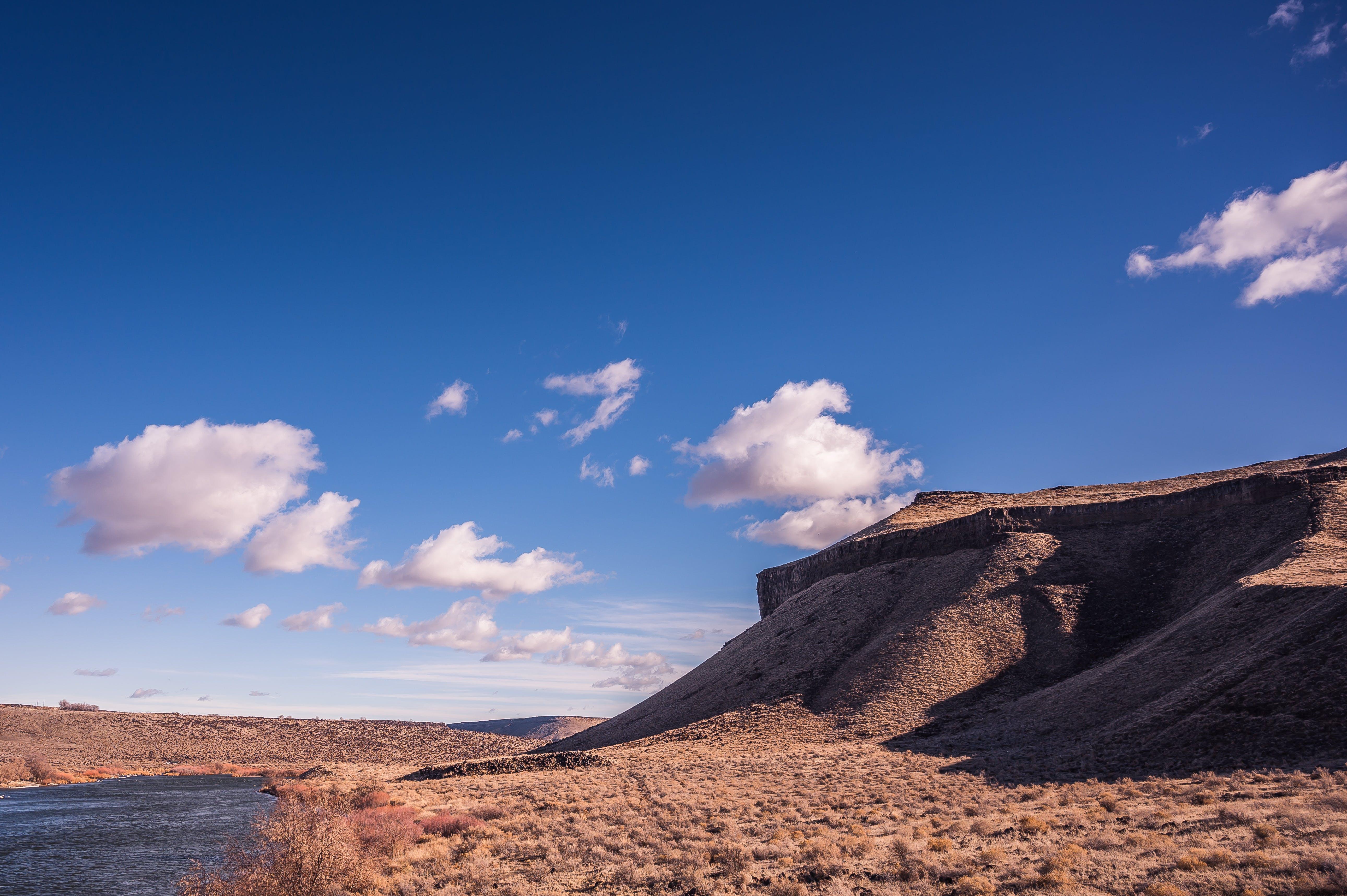 Gratis lagerfoto af bjerg, dagslys, erosion, geologi