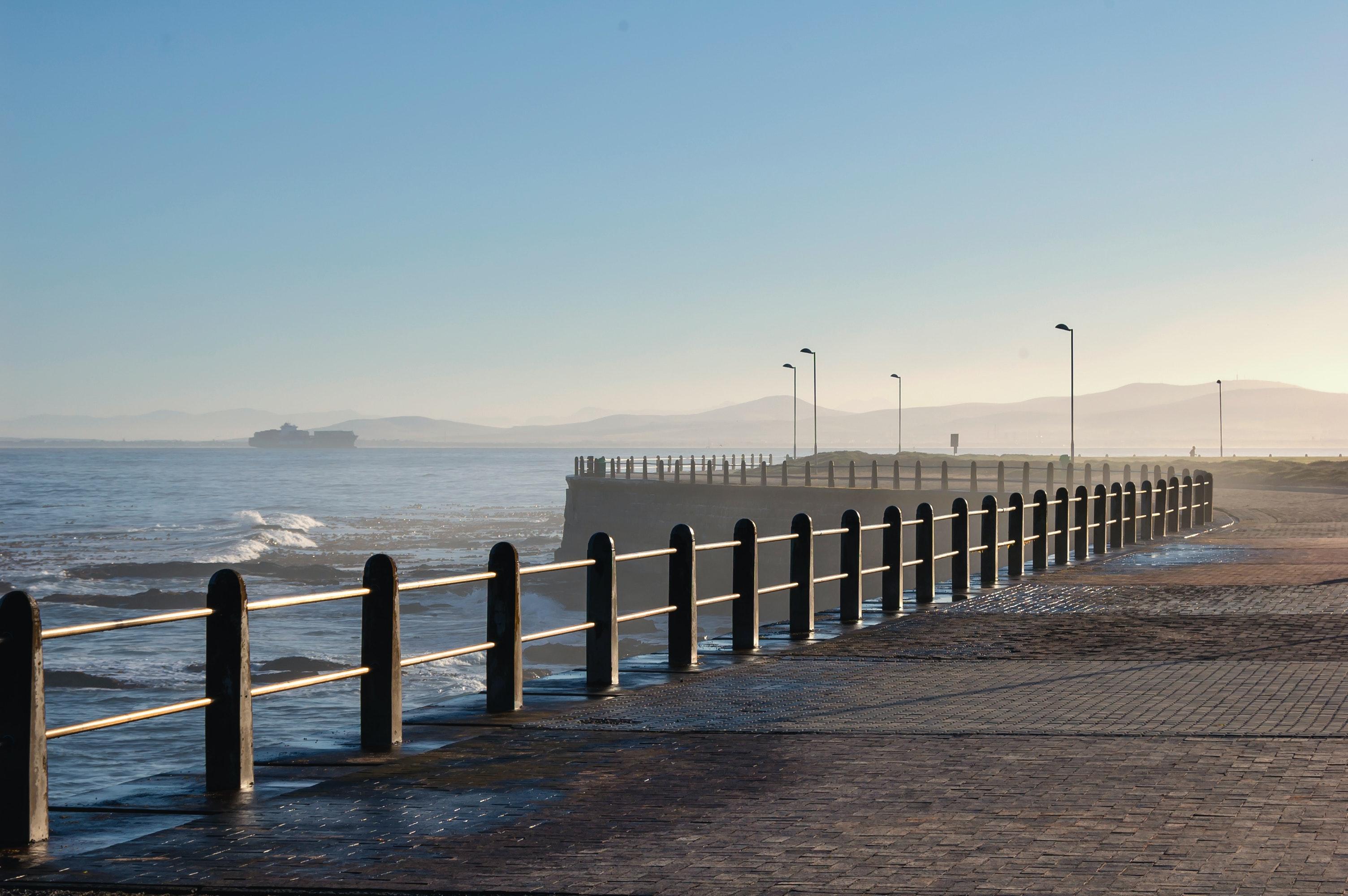 Kostenloses Foto Zum Thema Blaues Meer Früher Morgen