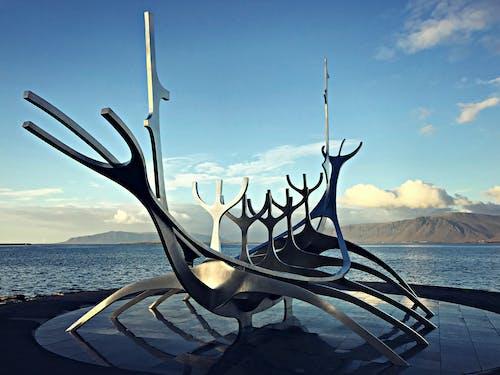 Fotos de stock gratuitas de aventura, barco, Islandia, mar