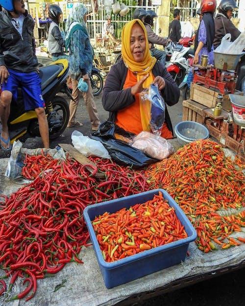 Foto d'estoc gratuïta de #indonesia #jakarta #muslim #chili pepper