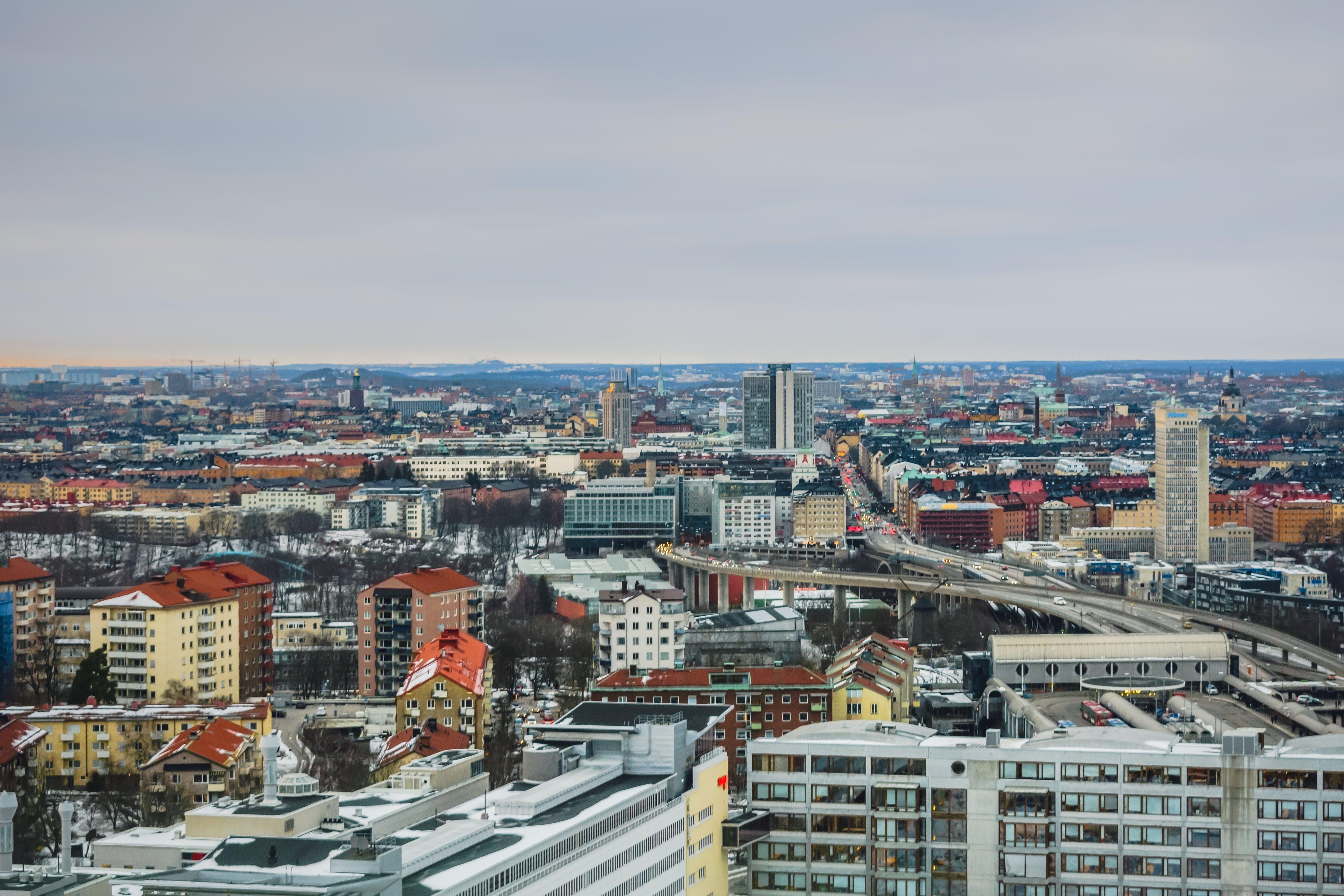 Kostenloses Stock Foto zu 4k wallpaper, ausflug, aussicht, cityphotography