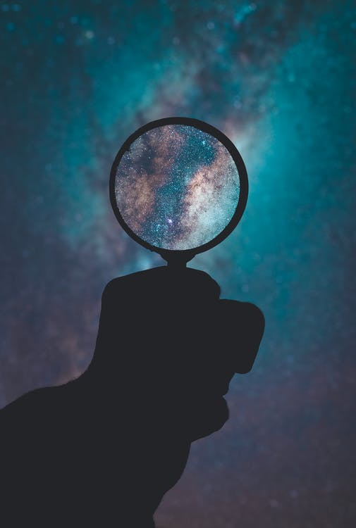 Безкоштовне стокове фото на тему «galaxy, галактика, Рука»