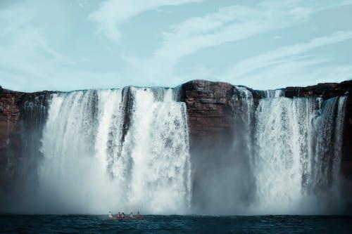 Gratis stockfoto met cascade, h2o, mooi uitzicht, natuur