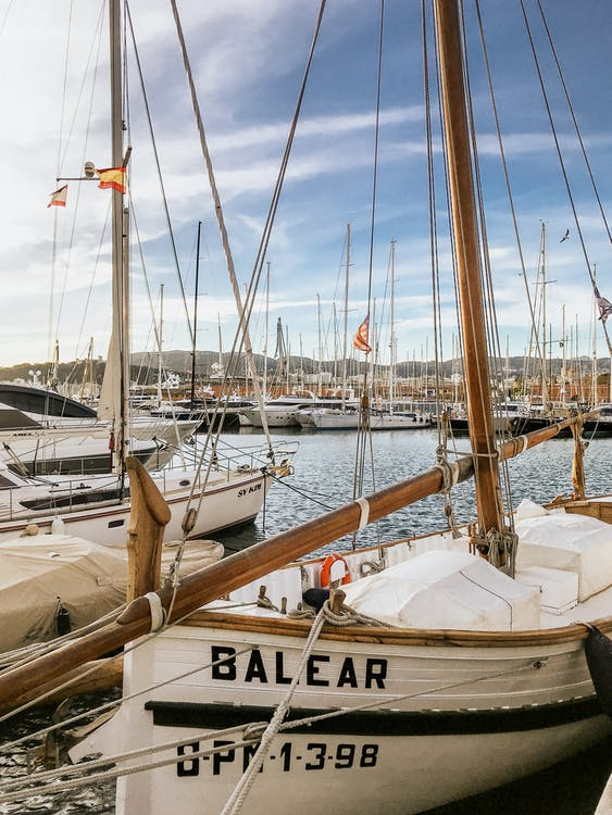 交通系統, 帆船, 桅杆