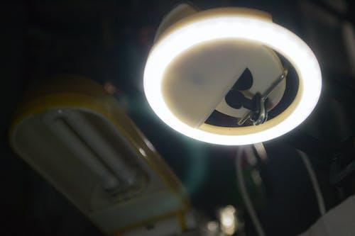 Foto stok gratis bohlam, buat sendiri, cahaya, cincin