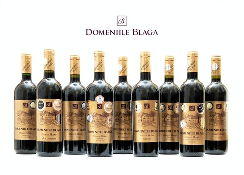 Free stock photo of blaga, bottle, Cabernet, dealu mare