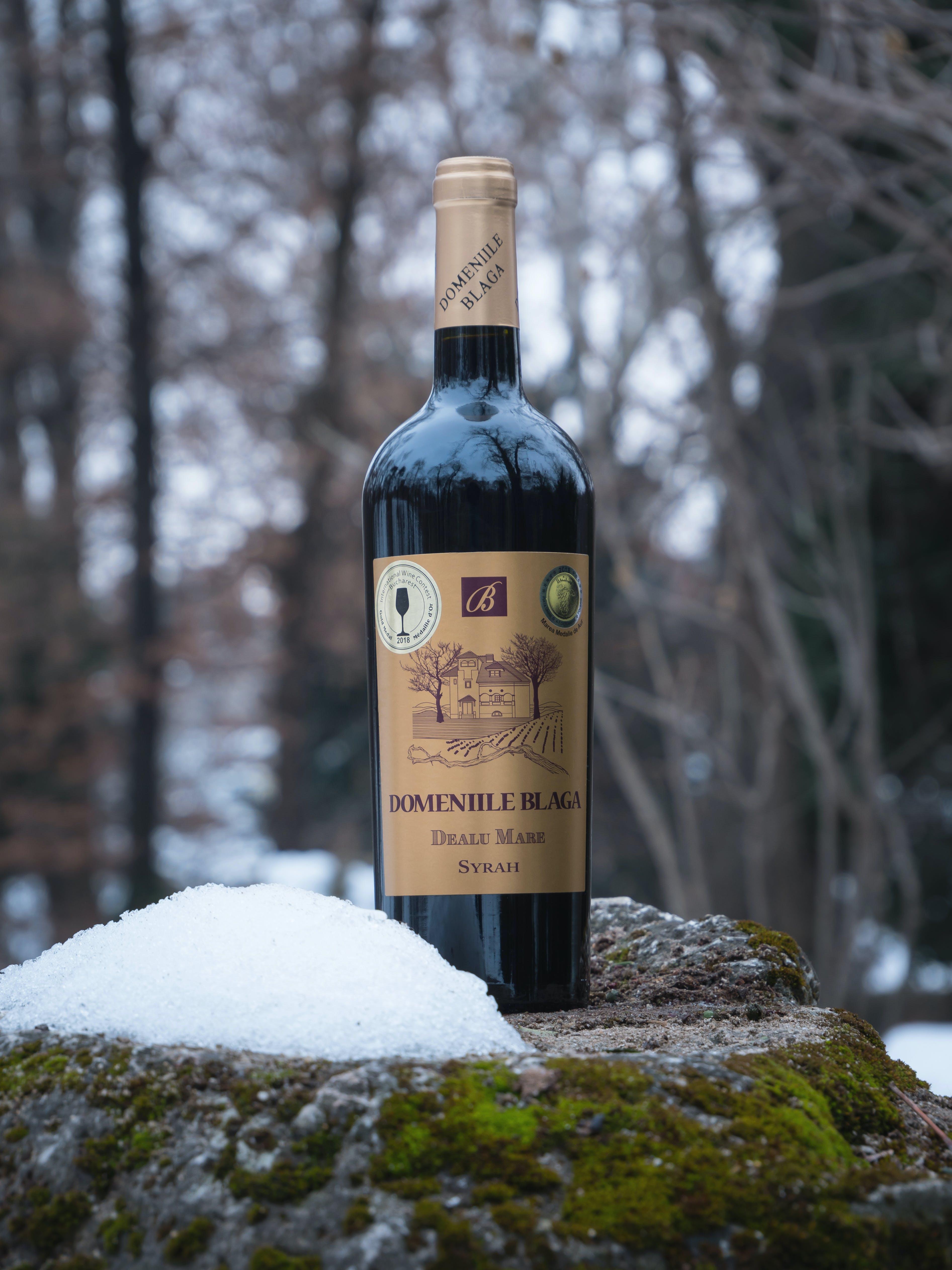 Free stock photo of blaga, bottle, dealu mare, domeniile