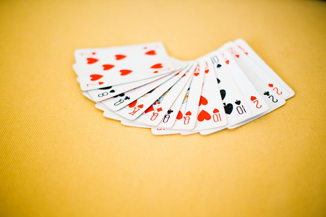 Photo of Playing Cards
