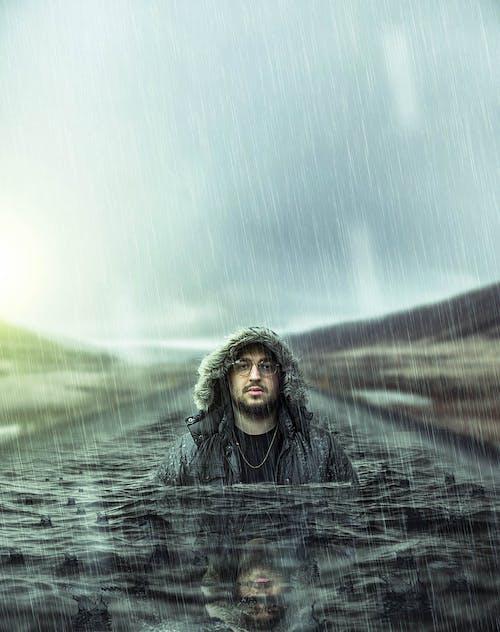 Безкоштовне стокове фото на тему «дощ, літо, мода, море»
