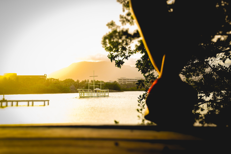 Free stock photo of beach, golden sunset, margarita, relax