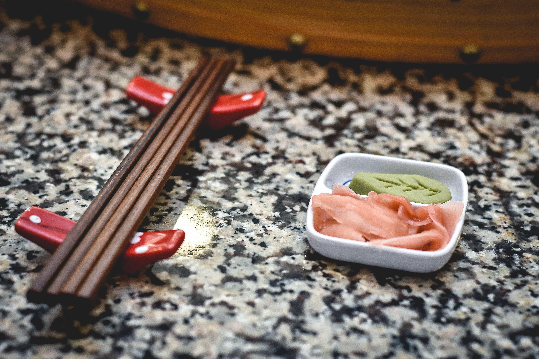 Free stock photo of sushi