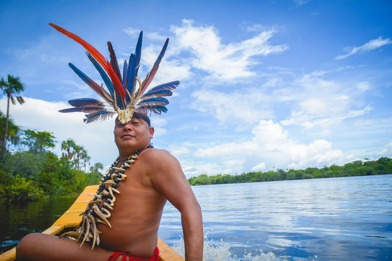 Free stock photo of bluesky, canaima, river